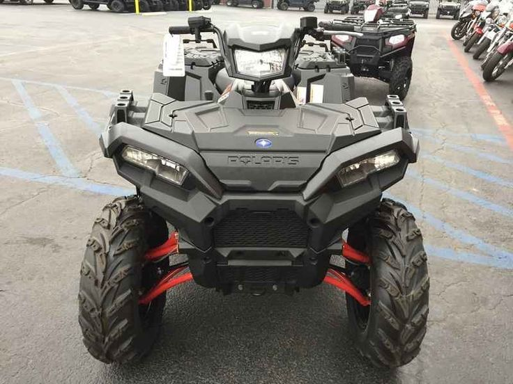 New 2017 Polaris Sportsman XP 1000 Stealth Black ATVs For Sale in Texas. 2017 Polaris Sportsman XP 1000 Stealth Black, 2017 Polaris® Sportsman XP® 1000 Stealth Black The Most Powerful Sportsman Ever. 90 Horsepower ProStar 1000 Twin EFI Engine NEW! Rider Active Design for the Ultimate Sport Utility Experience NEW! 3-Mode Throttle Control Features may include: HARDEST WORKING FEATURES PREMIUM XP PERFORMANCE PACKAGE The NEW! Sportsman XP® 1000 is packed with premium features: NEW! 3-Mode…