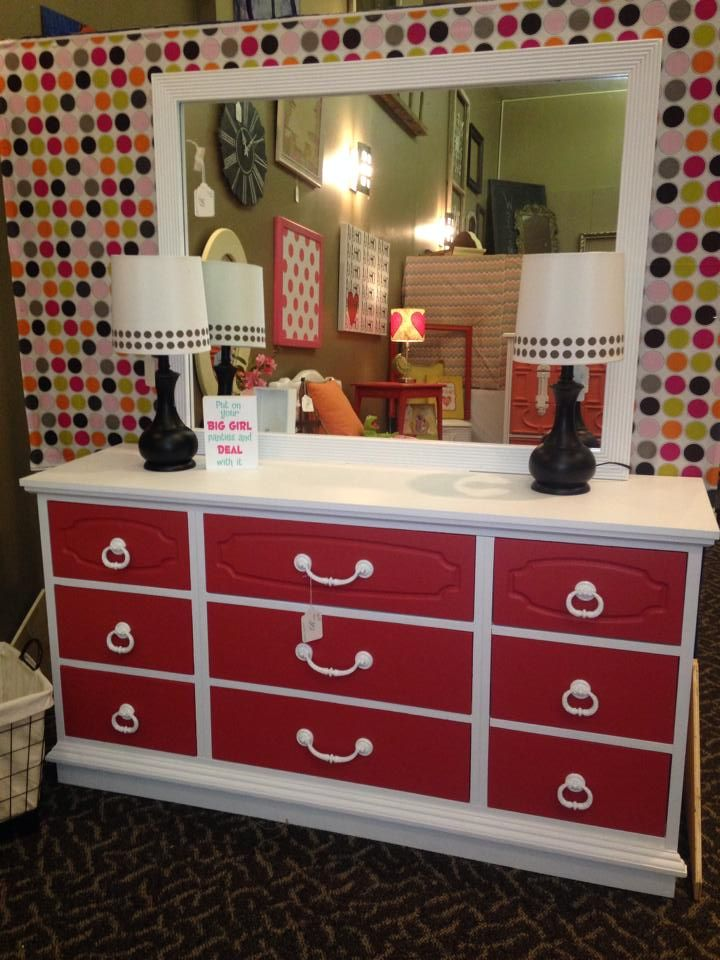 Another amazing furniture-flip from Restore Decor in Edwardsville, IL! Restore Decor is a non-profit organization which takes donations of unwanted furniture, gives them a face lift, and then sells the items for EXTREMELY reasonable prices, then DONATES ALL PROCEEDS TO CHARITY!