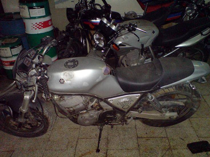 #motorcycle #restoring #customizing #yamaha