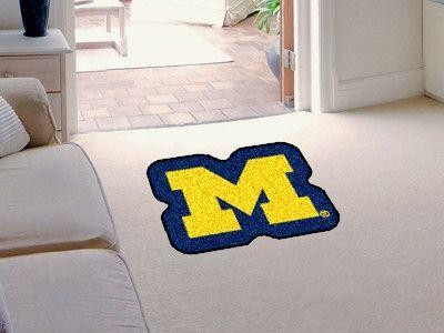 Mascot Mat - University of Michigan