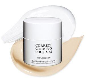 Coréia do sul importou cosméticos MIZON combinação perfeita CC creme anti - rugas creme whitening protetor solar alishoppbrasil