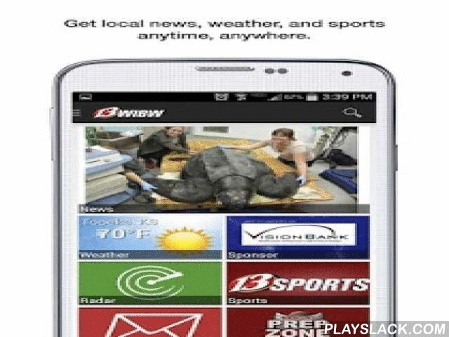 WIBW News  Android App - playslack.com ,  The local news experience you've come to expect from WIBW has been updated! The latest Breaking News, Severe Weather and sports is available wherever you go with the WIBW News app. This updated app brings more features so with a few simple touches, you can read and watch the latest news or share it with family and friends.This app is ad supported.