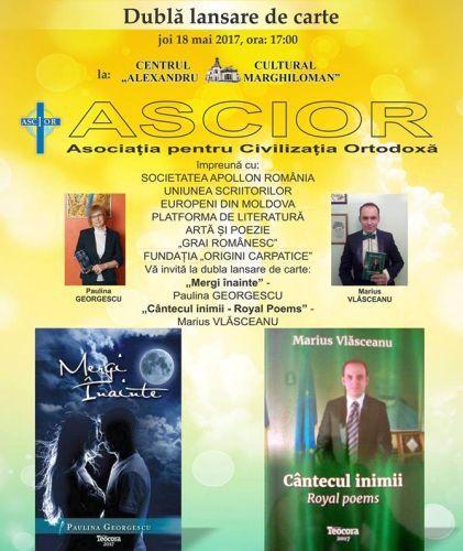 Lansare carte ASCIOR