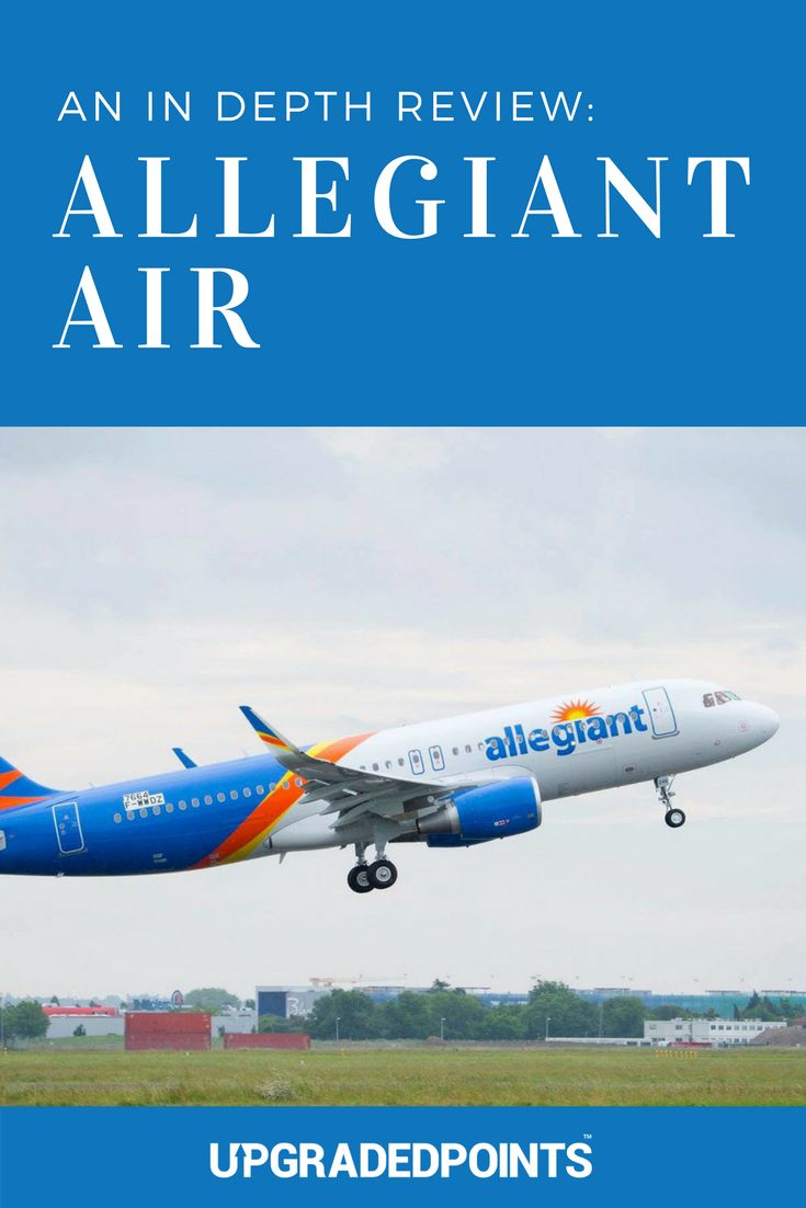 Where does Allegiant fly? Does Allegiant charge for baggage? Will I get snacks on Allegiant during my flight? Does Allegiant have Wi-Fi? All your questions will be answered here.  Read on for an in-depth outline of basic company info, ticketing/fare options, extra fees charged for things like baggage, seat specs, inflight amenities, consumer satisfaction (including performance variables), and more.
