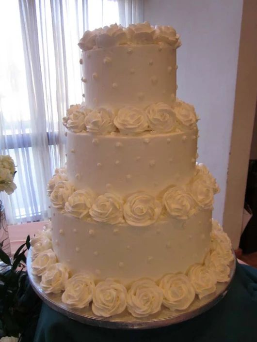 Publix Wedding Cake