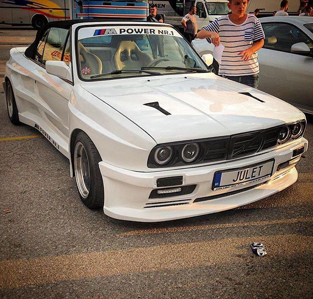 (W I  D  E  B  O  D Y) #BMW #e30 #bmwm #motorsport #mpower #m3 #bmwconvertible #325is #bmwwidebody #widebody #bmwgram #bmwworld #bmwnation #bmwmnation #e30widebody #bmwlife #bmwlove #bmwporn #stance #bimmer #bimmers #bimmerfest #bimmerlife #bimmerlove #bimmergram #carporn #carswithoutlimits  #godschariot #gostivar #macedonia