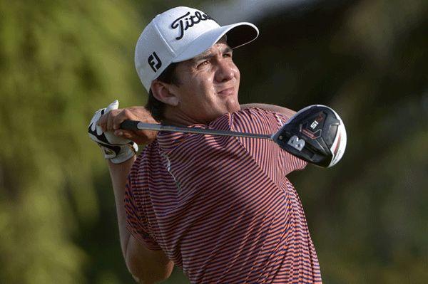 Venezolano Felipe Velázquez ganó Abierto de golf en Honduras