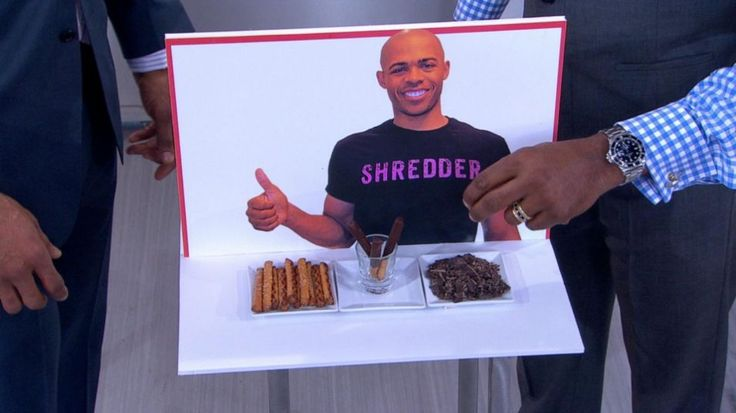 "It's the new year, and many people have resolved to eat better and lose weight. Dr. Ian Smith, a diet expert, appeared on ""Good Morning America"" today to discuss Super Shred, the diet plan he details in his new book, ""Super Shred: The Big Results..."