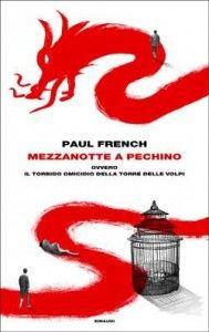 The Italian cover for Midnight in Peking - Mezzanotte a Pechino - from Einaudi Books