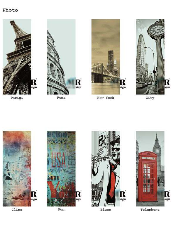 Collezione PHOTO_PHOTO Collection di #MRartdesign