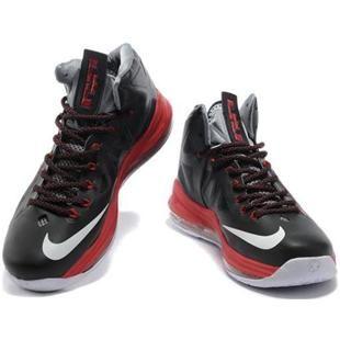 Nike Zoom Lebron 10 Shoes Black/Red/White, cheap Nike Lebron If you want to  look Nike Zoom Lebron 10 Shoes Black/Red/White, you can view the Nike Lebron  ...