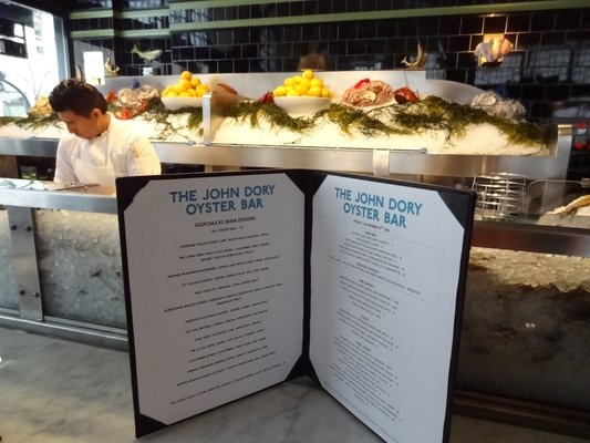 John Dory Oyster Bar | OYSTERS & HH