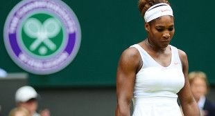 Serena Williams' Loss to Sabine Lisicki Not Completely Unexpected