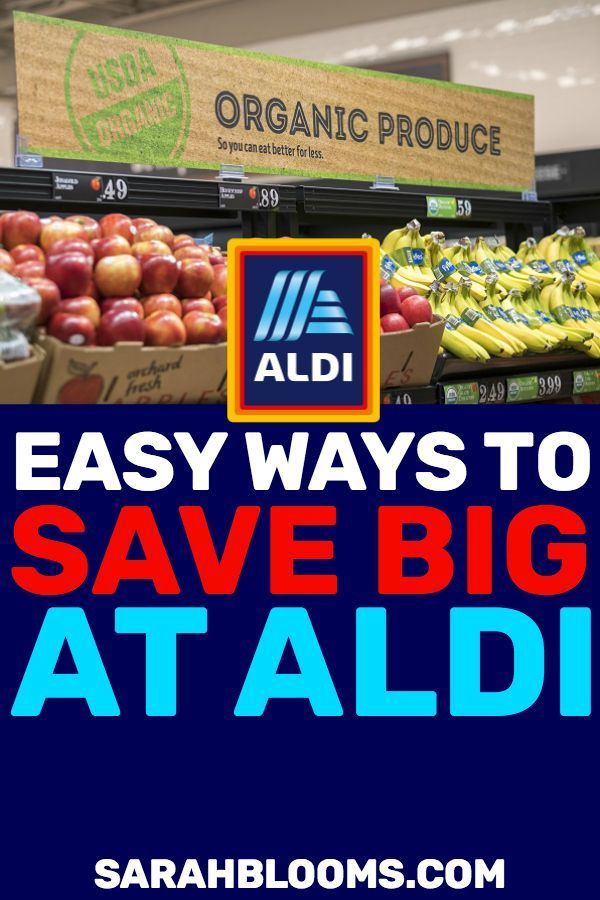 20 ways to score the best deals at aldi how to save the most money at aldi savemoney aldi aldihacks millennial fandeluxe Image collections