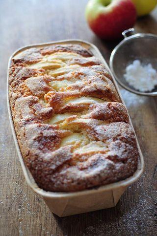 Cake aux pommes extra moelleux | La popotte de Manue | Bloglovin'