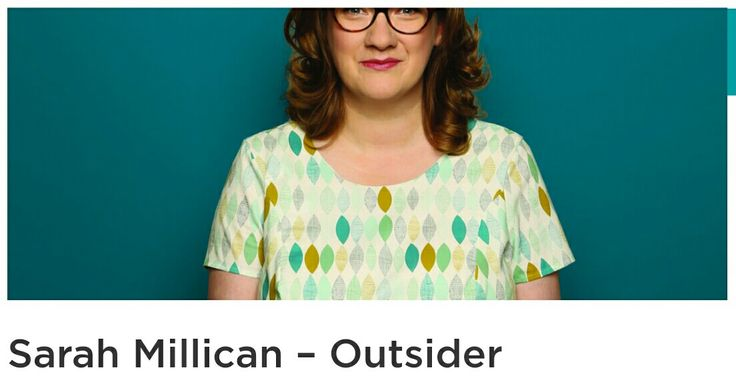Sarah Millican at the Derngate, July 2016