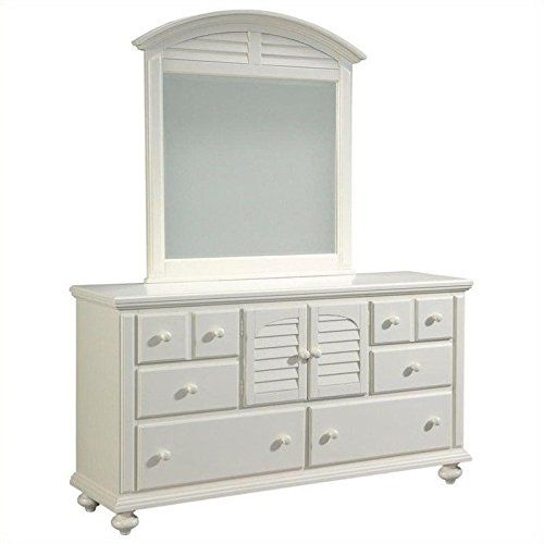 Best Broyhill Seabrooke Dresser Mirror Offwhite Read More At 400 x 300