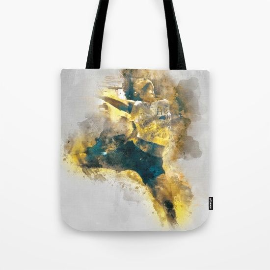 Dancing Tote Bag by JKdizajn - $22.00