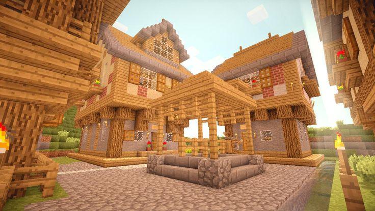 minecraft village - Recherche Google