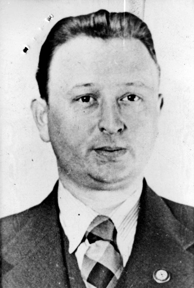 Karl Zeitelberger, Served in the Gestapo