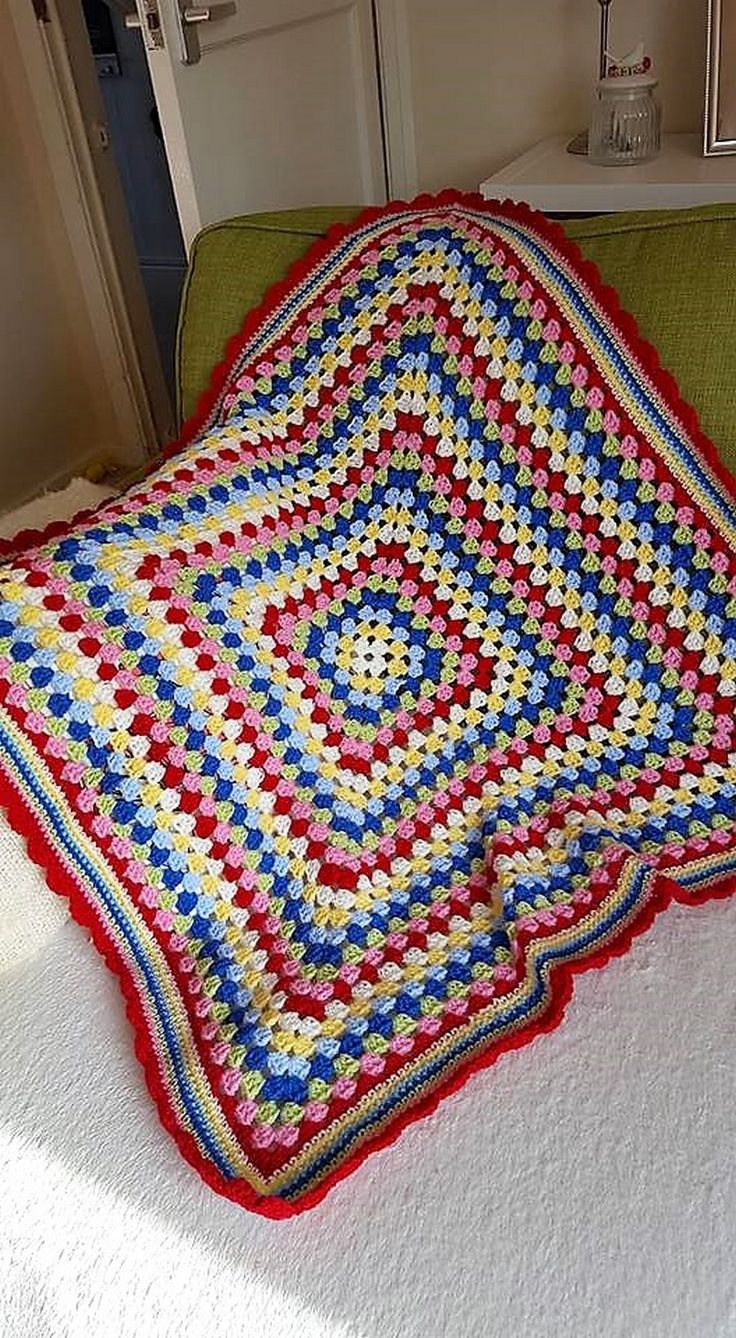 Thank you Bella coco! Have just learnt to crochet with you and this is my first finished piece! Karen Bennett