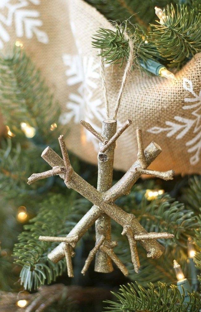 HappyModern.RU | 105 идей как украсить елку в 2016 году: яркие, креативные идеи…