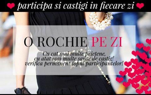 CONCURS: O Rochie Pe Zi!