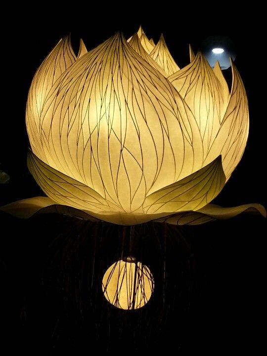 Lotus lantern parade 2013