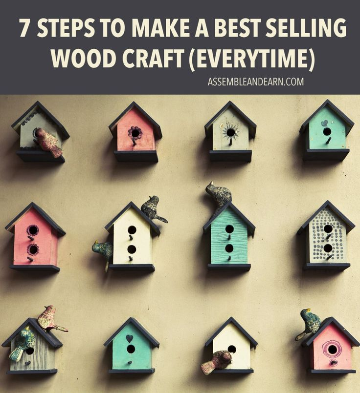 17 best ideas about woodworking projects that sell on for Home craft business ideas