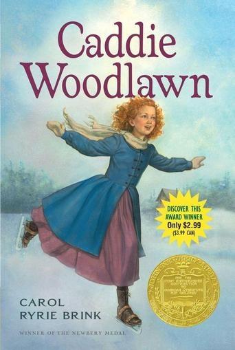 Caddie Woodlawn by Carol Ryrie Brink {kiddos}