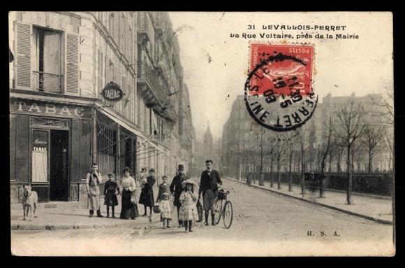 Old Levallois - France