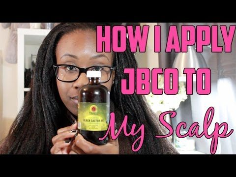Hairlicious Inc.: How I Apply Jamaican Black Castor Oil To Scalp