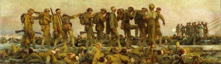 Peindre la guerre