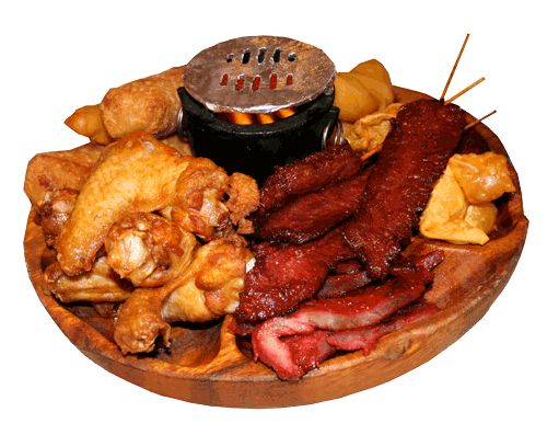PuPu Platter, wish i had this right now!