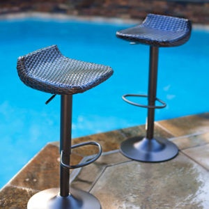 cool outdoor barstools at costco barstools pinterest. Black Bedroom Furniture Sets. Home Design Ideas