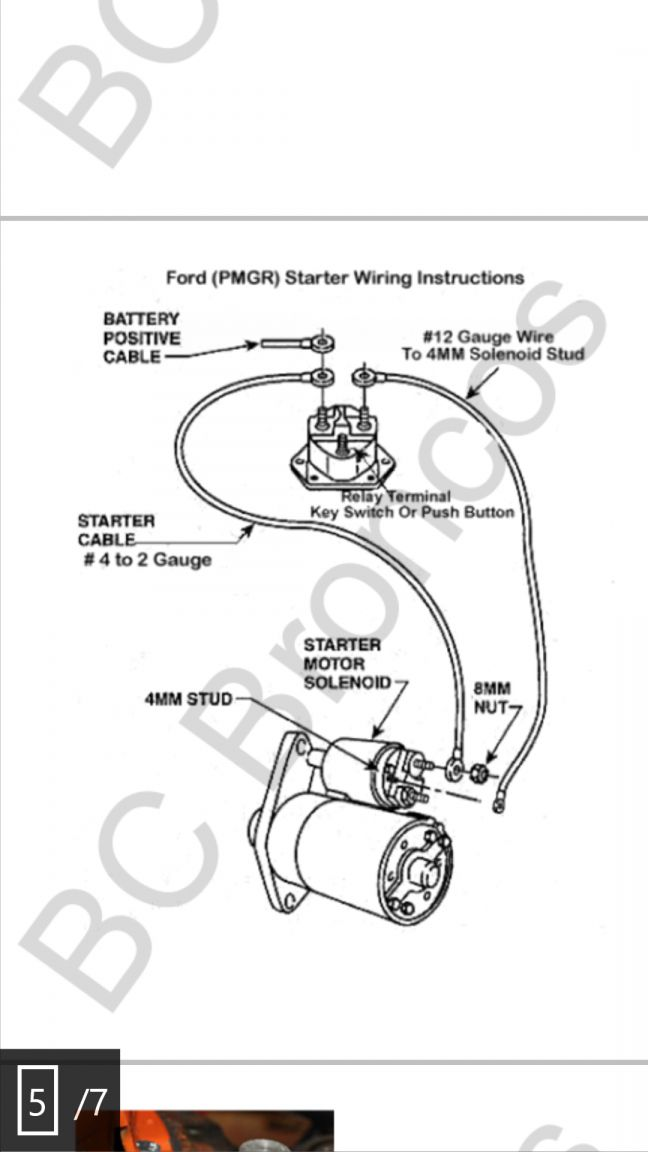 Car Push Button Start Wiring Diagram And Ford Motor Starter Wiring Diagram Motor Wiring Diagram Car Starter Starter Motor 12 Gauge Wire