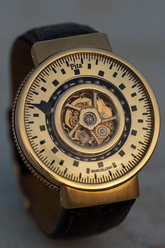 Pita Barcelona - Innovation in Mechanical Watches - carousel - Carousel…