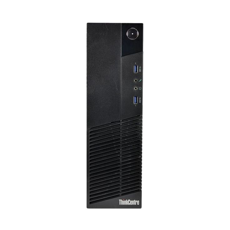 Lenovo - Refurbished Desktop - Intel Core i5 - 8GB Memory - 500GB Hard Drive - Black
