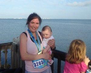 Flexible Half Marathon Training Schedule for Running Moms