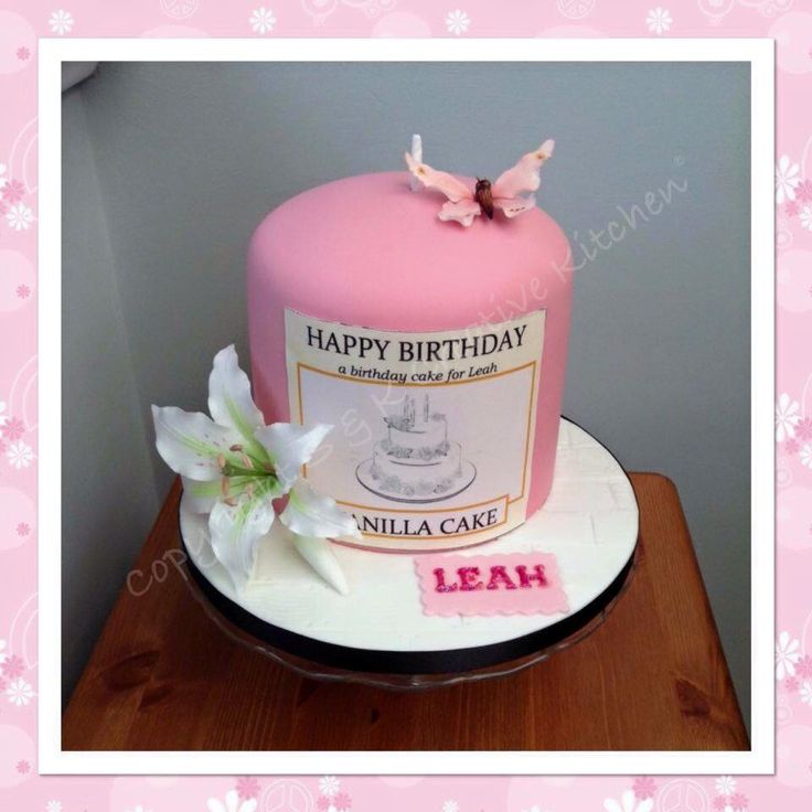 19 Best Birthday Cakes Images On Pinterest