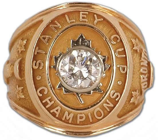 Toronto Maple Leafs - 1967 Stanley Cup Ring