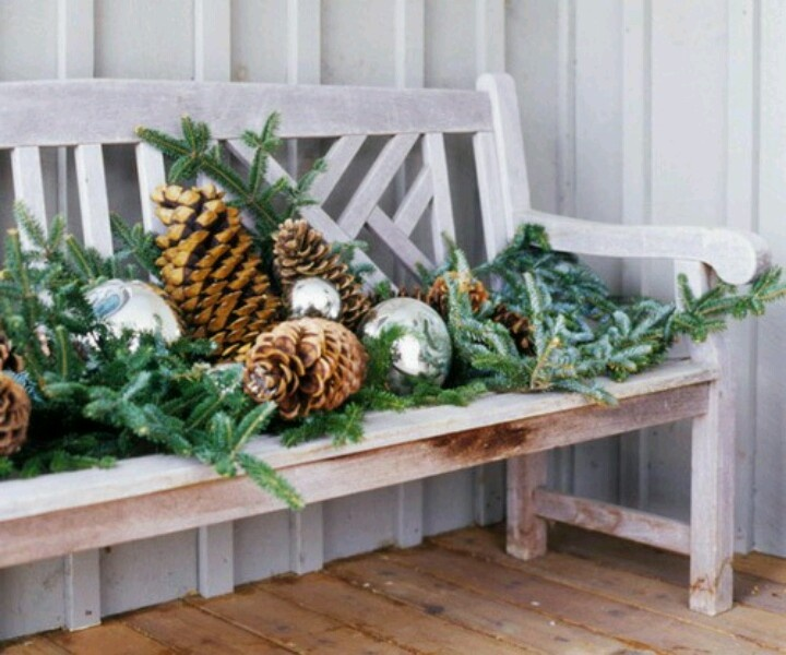 Farmers porch bench