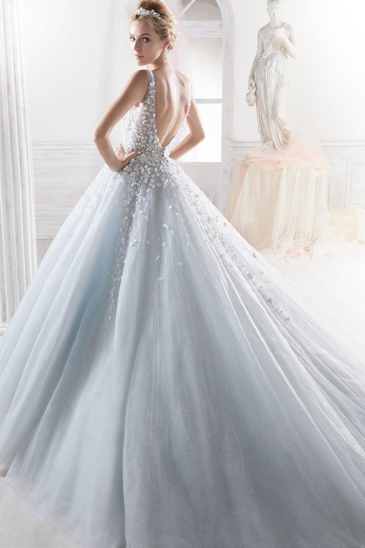 Mejores 3788 imágenes de Wedding Ball Gowns en Pinterest | Vestidos ...