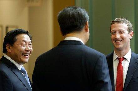 Facebook Said to Create Censorship Tool to Get Back Into China The social network blocked in China since 2009 has developed software to keep posts from appearing in users news feeds in specific geographic areas. Technology Censorship Computers and the Internet