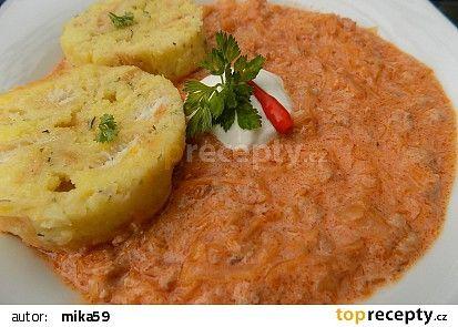 """Segedín"" z mletého masa recept - TopRecepty.cz"