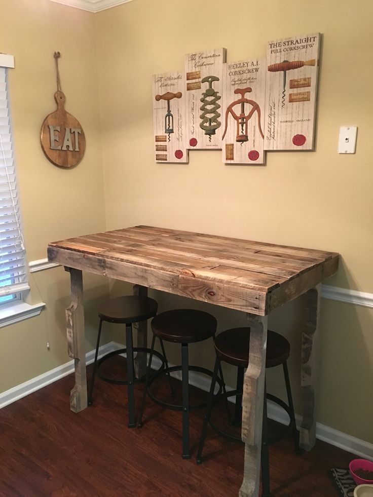Best 25 Bar Height Table Ideas On Pinterest Tall