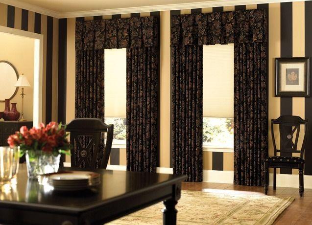 Fashionable Marburn Curtain Valances