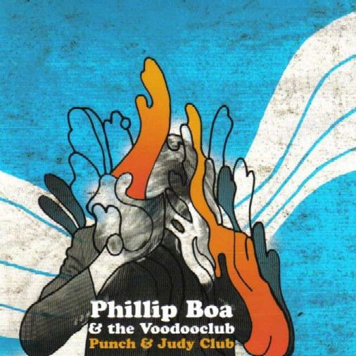 PHILLIP BOA AND THE VOODOOCLUB · Offizielle Homepage