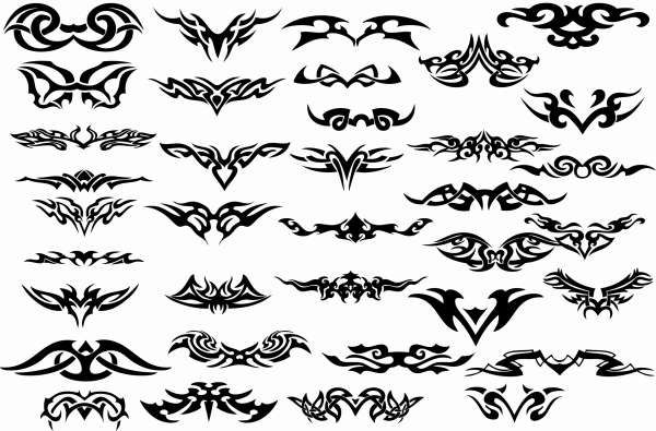 Tribal Tattoos for Women | Tribal tattoo designs for women collection