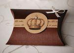 Royal wedding favour box by Vintage Twee